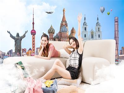 杨女士在国庆节前获得吉尔吉斯斯坦旅游签证