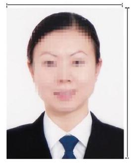 签证照片模板